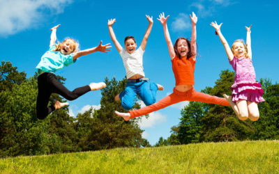 Study: Physically Active Kids Perform Better Academically